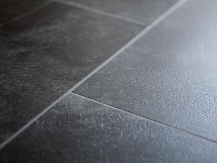 Badkamervloer van PVC - Knulst PVC vloeren Knulst PVC vloeren